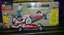 "1/24 Custom Revell-Cox/Monogram ""Long Johns"" Streamlined Dragster Slot Car"