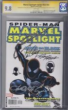 Marvel Spotlight: Spider-man # 1 CGC 9.8 2X Signed and Sketched