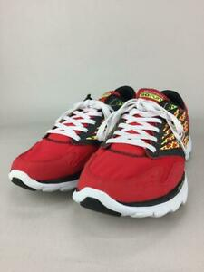 Skechers Gorunride Running 26.5Cm Red Red 53507 Red Size 26.5cm Sneakers
