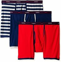 Hanes Red Label Underwear - Bottoms Mens 3-Pack X-Temp Active Cool Boxer