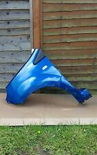 Renault Twingo Mk2 2007 TO 2014 Passenger Side Front Wing N/S Blue TERNA