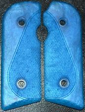 Kimber Solo pistol grips Sapphire Blue