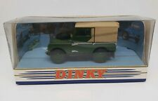 Dinky by Matchbox DY-9; 1949 Land Rover Green VGC boxed