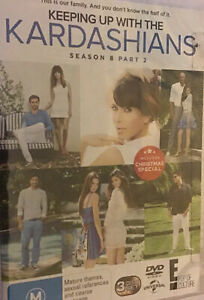 Keeping Up With The Kardashians : S8 : P2 : NEW 💎DVD, 3 Disc Set, R4+Xmas Spec.