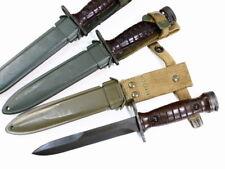 M1 Carbine Bayonet and Scabbard Italian Nato