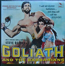 LES BAXTER BO GOLIATH AND THE BARBARIANS LP US