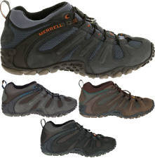 MERRELL Chameleon II Stretch Trekking Hiking Outdoor Athletic Shoes Mens New