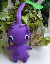 New Pikmin Purple Leaf 8 inch tall Rare Plush Doll Collection