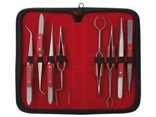 Soldering Tweezers Kit, Set Of 8