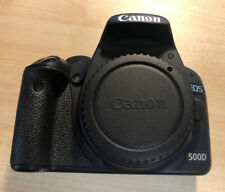 **NO CHARGER** Canon 500D - DSLR Camera - BODY ONLY
