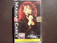 Mariah Carey - MTV Unplugged EP - AUDIO CASSETTE TAPE, New, Sealed, BG edition