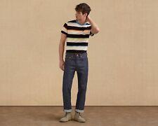 Levis Vintage Clothing LVC Blue Rigid 1976 501 Selvedge Jeans W32 L34-RARE