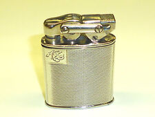 KW 860 (KARL WIEDEN) SEMI-AUTOMATIC LIGHTER W. 800 SILVER CASE - 1930-GERMANY