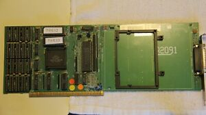 SCSI2SD Mount for chassis, hard cards Amiga A2091,Macintosh etc