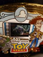 Disney Toy Story Buzz Movies Actual Film Cel Piece Rare Scene A LE Pin 88108
