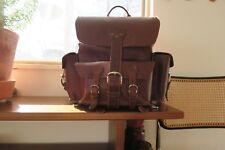 Saddleback Leather Co. Large Backpack, Fullgrain Leather