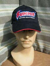 SUMMIT RACING EQUIPMENT DELUXE MEN'S BASEBALL HAT/CAP NOS/NWOT CONDITION