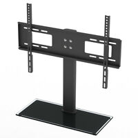 Brackets / TV Stand Base&Universal Swivel Mount and Height Adjustable for 32-55""