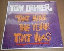 TOM LEHRER - That Was The Year That Was - Reprise 6179 SEALED