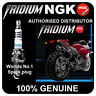 NGK Iridium IX Spark Plug fits DUCATI 400 SS, Junior 400cc 91->94 [BPR7HIX] 5944