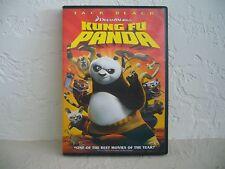 DreamWorks Kung Fu Panda DVD