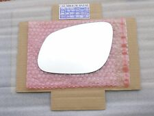LE138 Mirror Glass Replacement for 02-06 PORSCHE CAYENNE Driver Side View Left L