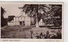 ALDERSTON HOUSE, HADDINGTON: East Lothian postcard (C6386).