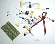 Clap Acoustic Control Switch Suite Circuit Electronic PCB DIY Kits - SALE