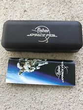 Fisher Space Pen Military Case Only Include Paperwork, No Pen