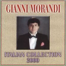 CD GIANNI MORANDI italian collection 2000