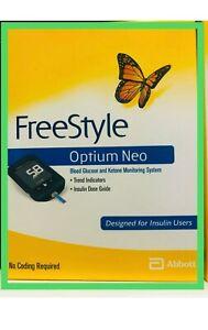 Abbott Freestyle Optium Neo Blood Glucose & Ketone Meter(EXPRESS POST)