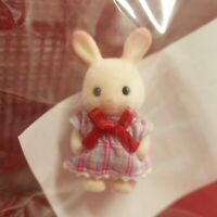 Sylvanian Families PINK RABBIT STRAWBERRY RABBIT BABY Calico Critters Japan