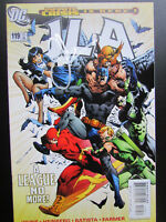 JLA #119 SIGNED BY WRITER GEOFF JOHNS! DC COMICS - NO COA - JUSTICE LEAGUE
