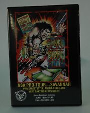 SAVANNAH SLAMMA III - OLD SCHOOL SKATEBOARD DVD