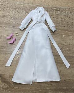 "Barbie Signature WW84 12"" Wonder Woman 1984 Doll Outfit Mattel Dress Pink Shoes"