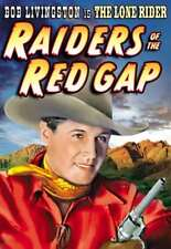 Raiders of the Red Gap NEW DVD