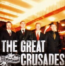 THE GREAT CRUSADES - KEEP THEM ENTERTAINED  CD NEW+