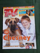 July TV Times Film & TV Magazines