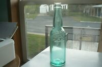 Very Rare 1900 JAMESTOWN Brewing Co AQUA Blue Glass Beer Bottle JAMESTOWN, N. Y.