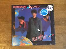 Thompson Twins SEALED LP w/ Hype - Into the Gap - Arista AL8-8200 1984