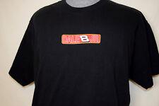 Dale Earnhardt Jr #8 XL T-Shirt Budweiser Black Winners Circle NASCAR