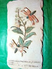 """Dragonfly Wall Decoration Plaque Approx 5"""" x 9"""""""