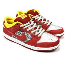 NWT Nike Dunk Low Premium SB QS Crawfish Boil Newspaper 2014 DS 11 AUTHENTIC