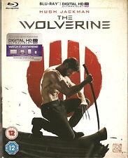 THE WOLVERINE - Hugh Jackman (NEW/SEALED Blu-ray 2013)