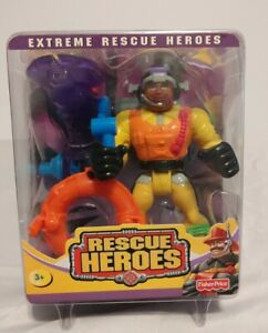 Fisher Price Extreme Rescue Heroes Bob Buoy NIB #77522