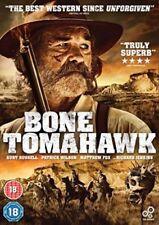 Bone Tomahawk Kurt Russell Patrick Wilson Western Drama 1 DVD 2016 VGC