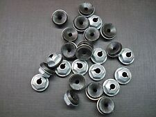 10 pcs 10-32 zinc plated nuts with mastic sealer GM GMC