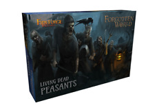 Fireforge Games Forgotten World 28mm Living Dead Peasants Fw200