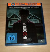 Blu-Ray Film - Insidious - Horror - Neu OVP