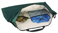 NEW! Hunters Specialties Scent-A-Way Scent-Safe Deluxe Travel Bag 01179